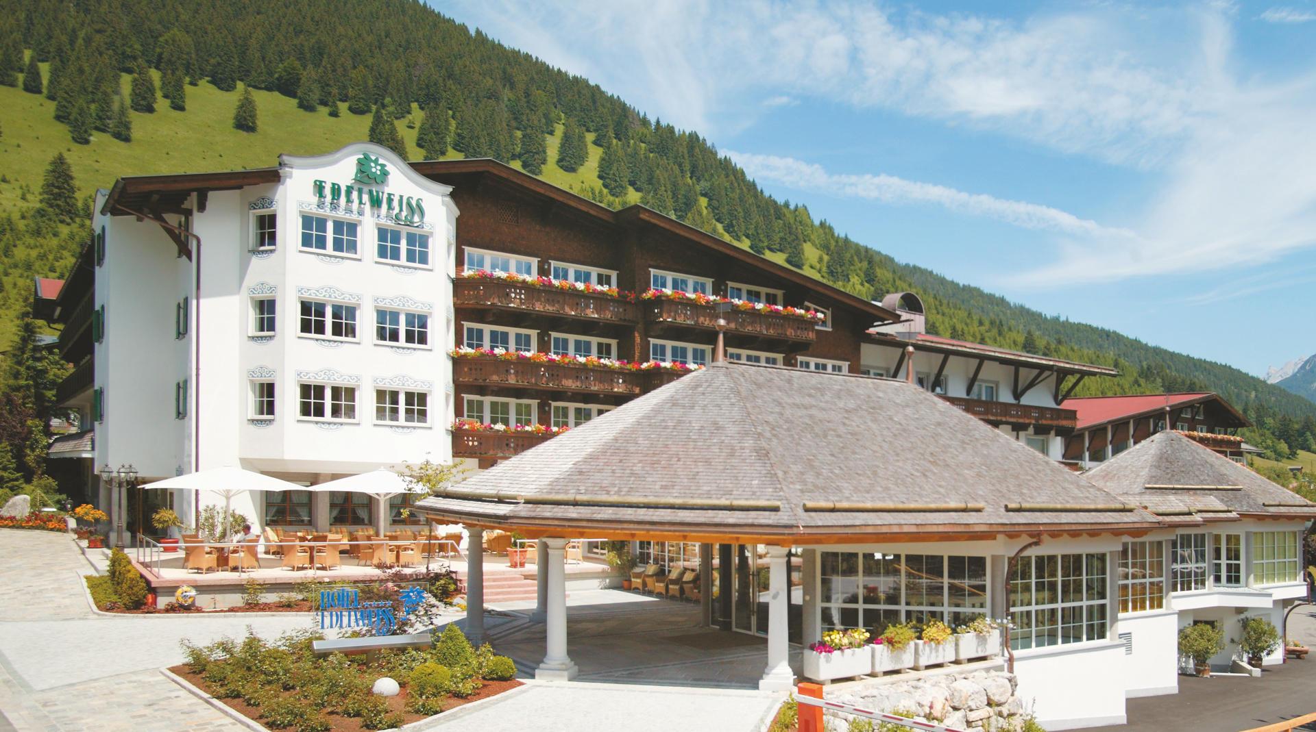 Hotel Edelweiss Obergurgl Booking